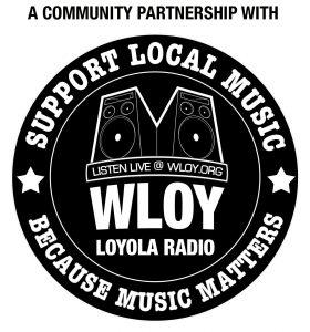 WLOY Loyola Radio logo